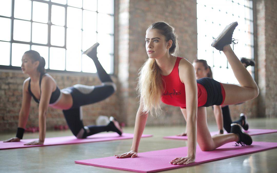Kom i form med rätt träning